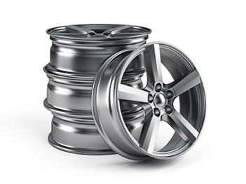 Felgi aluminiowe i stalowe