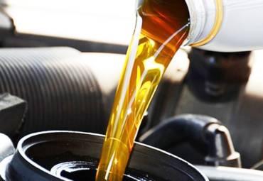 Wymiana olejów i filtrów